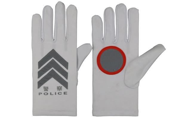 交警指挥手套
